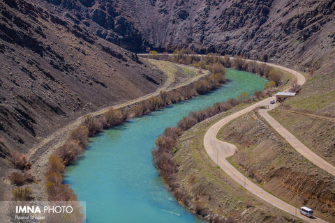 زاینده رود هنوز خالیست!!!