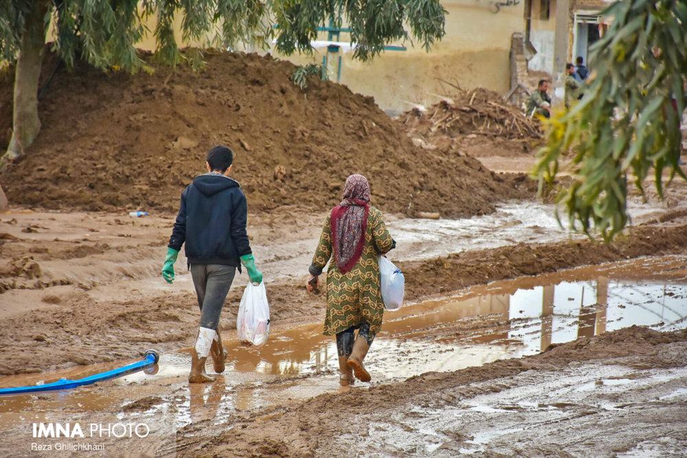 خسارات ۳۰ هزار میلیارد تومانی سیل به کشور
