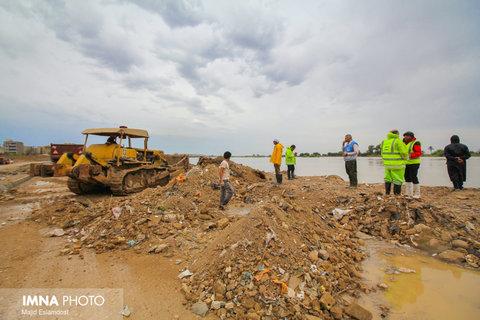 خسارت سیل به خطوط انتقال آب ۳ استان کشور/ قطعی آب ۲۰۰ روستا