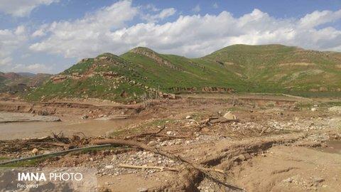 استفاده از سازههای کشاورزی برای جلوگیری از وقوع سیلاب در قم