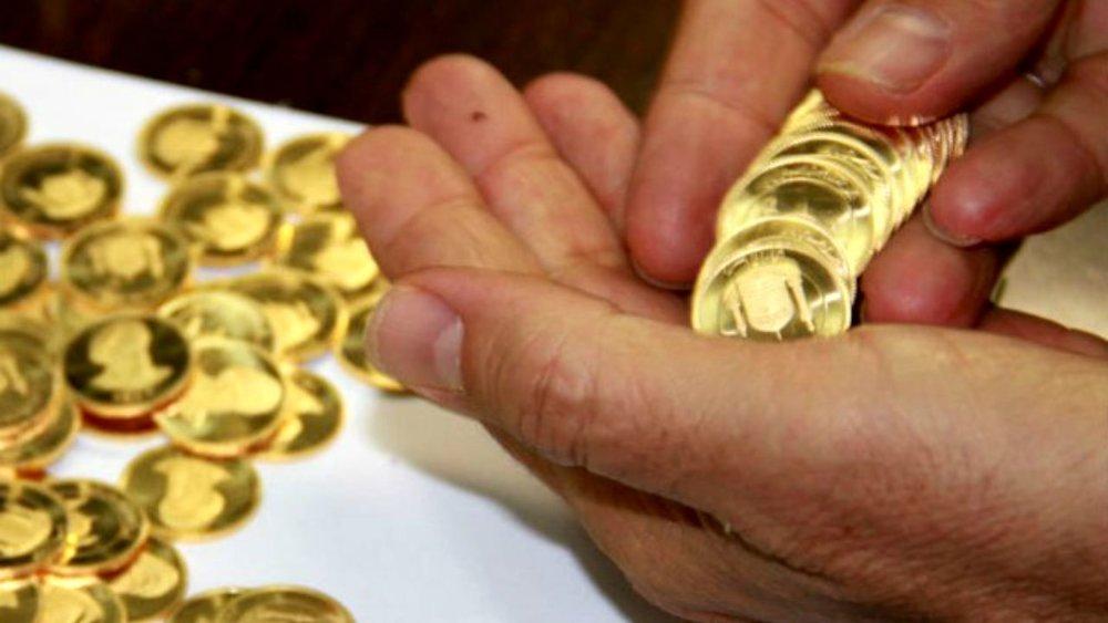 نمودار قیمت سکه امروز ۱۷ شهریور ۱۴۰۰