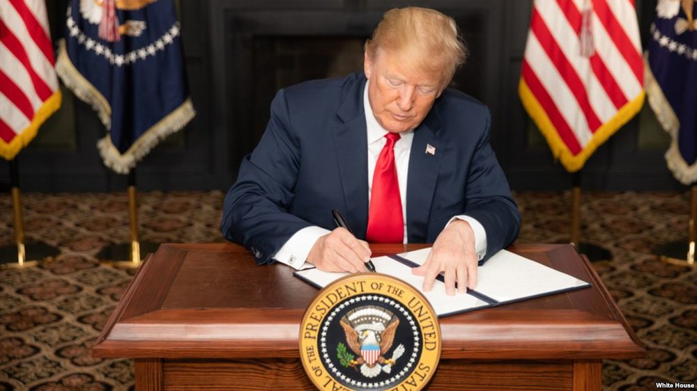هدف ترامپ تشدید درگیری بین مخالفان و موافقان  FATF است