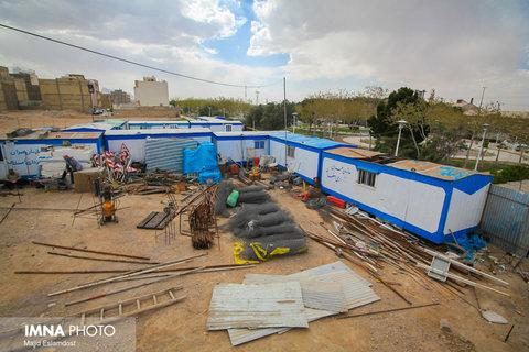 پروژه مجموعه پل ها و تقاطع غیرهمسطح شهید سلیمانی تا پایان سال تکمیل می شود