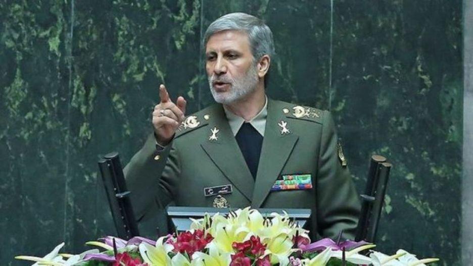 تروریست نامیدن سپاه نشان از ناکارآمدی حقه تحریم است