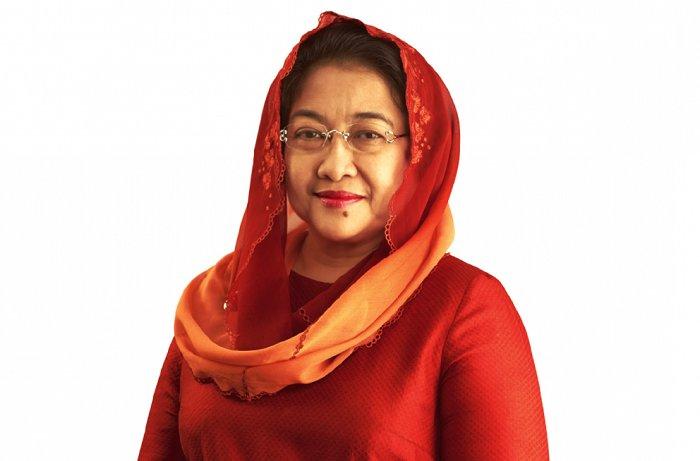 مگاواتی؛ ششمین رییس جمهور زن مسلمان
