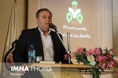 جمشیدی: فعلا برنامهای برای برکناری منصوریان نداریم+صوت