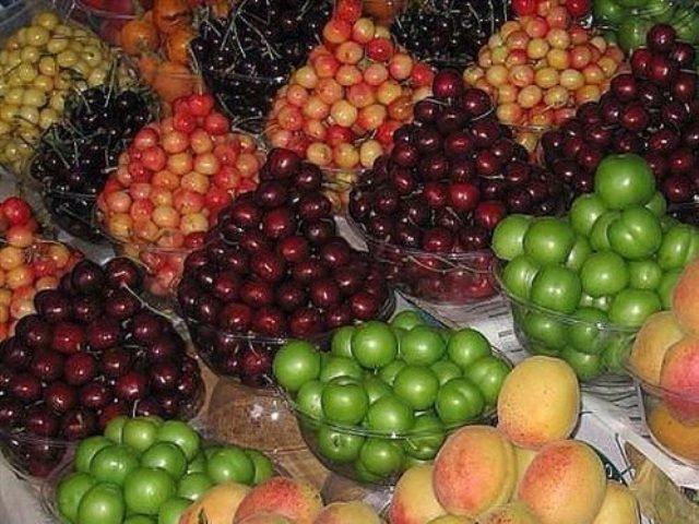 میوههای تابستانی باعث کاهش خشکی بدن میشوند