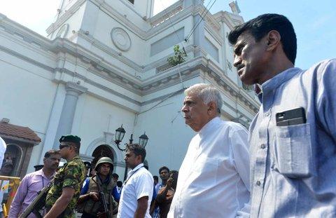 Sri Lanka explosions
