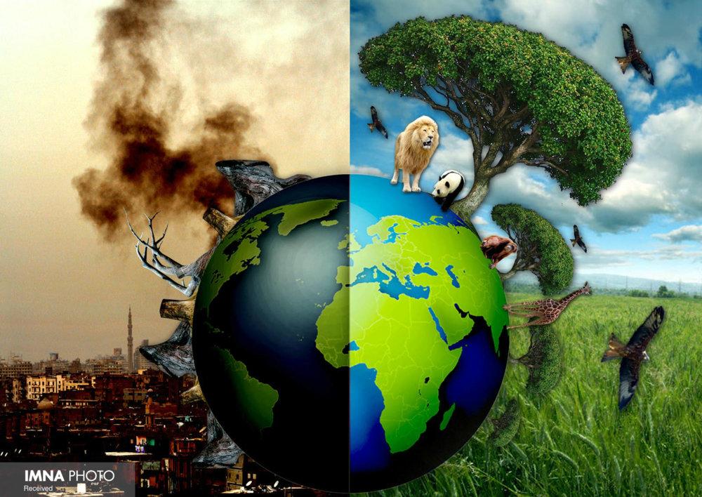 روند تخریبی کره زمین را معکوس کنیم