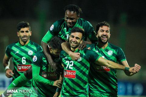 گاندوها در مرحله یک چهارم نهایی باز هم مقابل یک تیم عربستانی