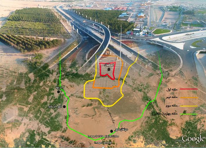 احداث حلقه حفاظتی، شتاب قطار توسعه و آبادانی شهر