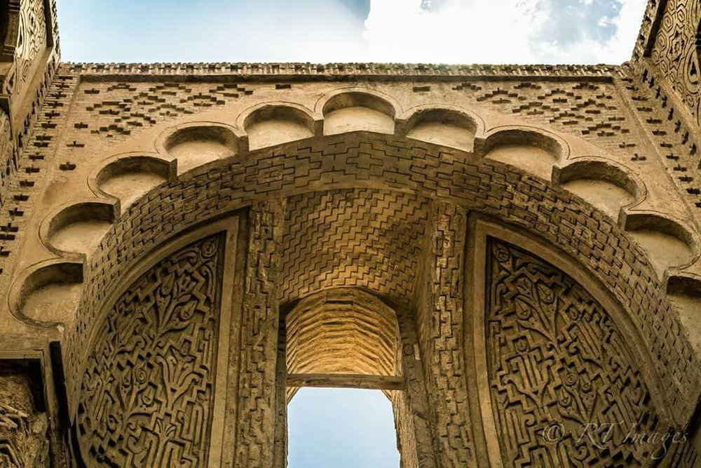 Manifestation of Islamic architecture in Hakim mosque