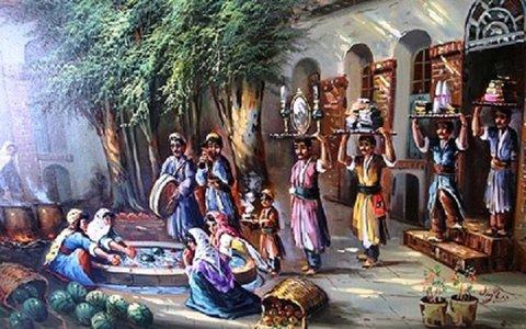 آثار ناملموسی که در سراسر ایران ثبت شد