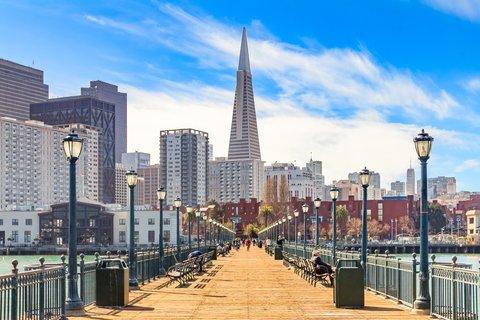 ساختمانهای سانفرانسیسکو به برق تجدیدپذیر مجهز میشود