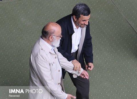 احمدینژاد کاندیدای جامعه روحانیت نبود