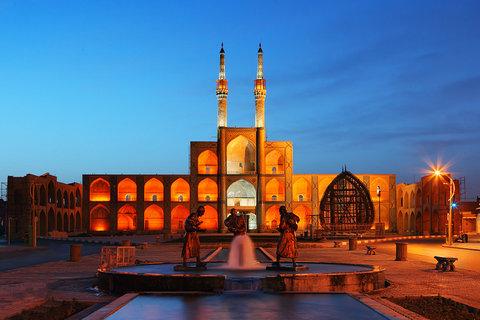 Amir Chakhmaq Mosque Complex