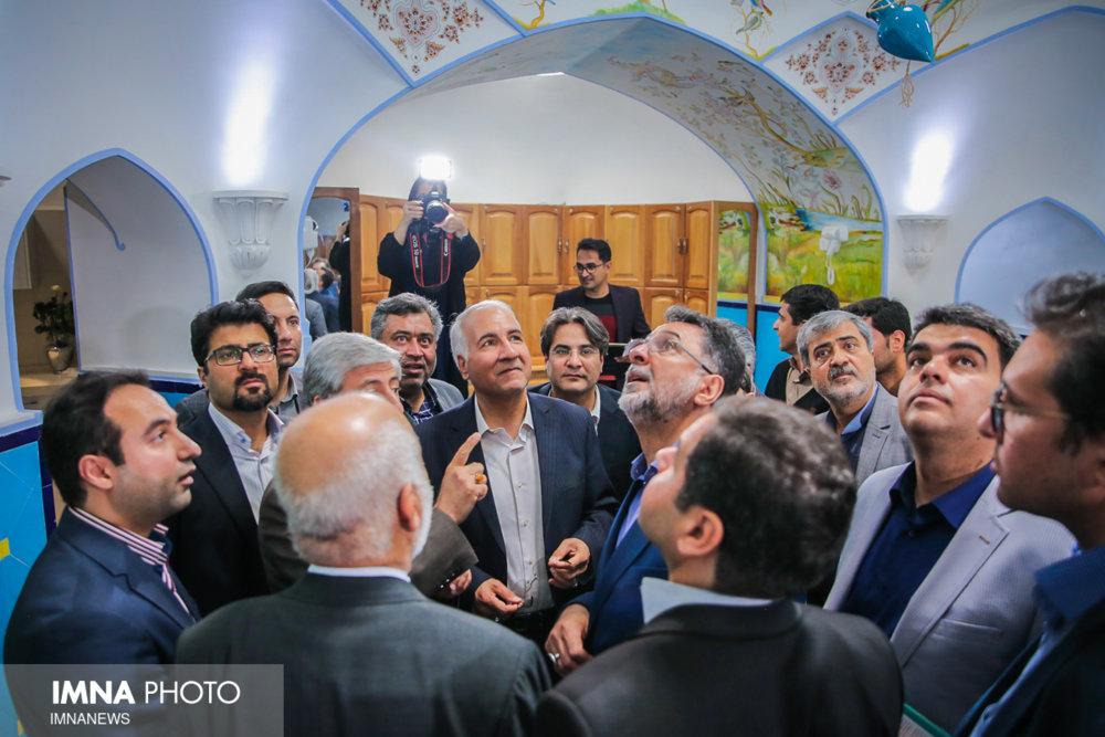 سفر معاون وزیر راه و شهرسازی به اصفهان
