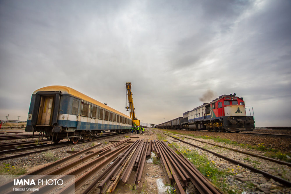 لغو بلیطهای پیش خرید شده از راه آهن اصفهان امکان پذیر است