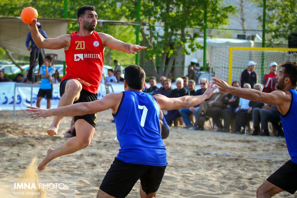 سکان داران تیم ملی هندبال ساحلی معرفی شدند