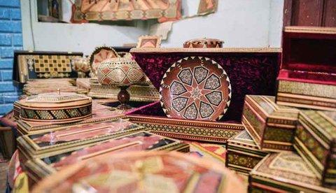 برنامههایی که به مناسبت هفته صنایعدستی در اصفهان برگزار میشود