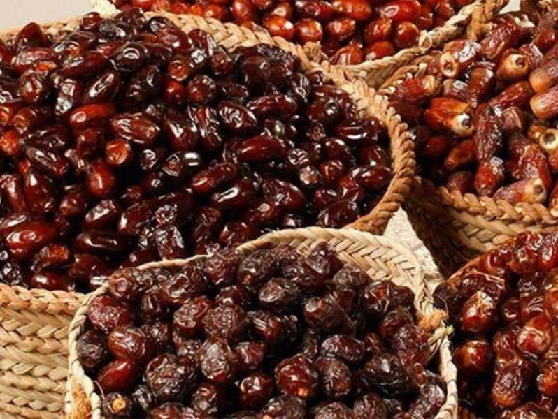 قیمت خرمای ماه رمضان امروز ۳۱ فروردین ۱۴۰۰+ جدول