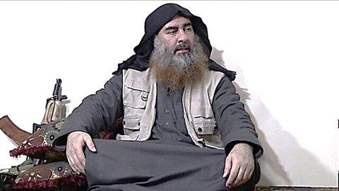 ابوبکر البغدادی وارد می شود