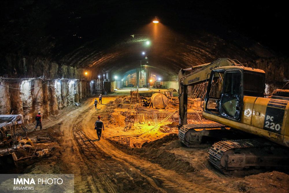 بهینهسازی محیط شهری پیرامون ایستگاههای خط ۲ مترو اصفهان
