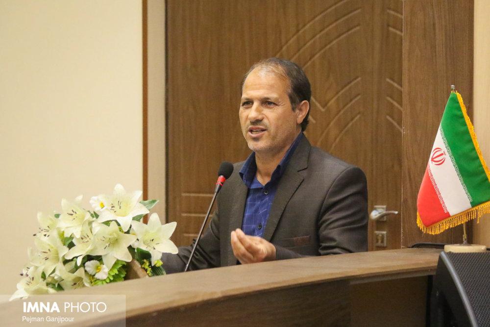 ظرفیت شورای شهرستان اصفهان در کشور نادر است