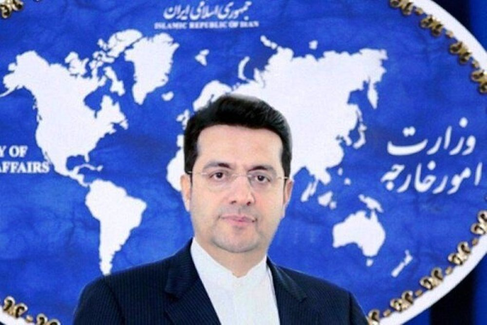واکنش موسوی به استفاده مکرون از نامی جعلی برای خلیج فارس