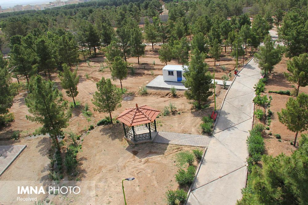 مدیریت پارک بانوان گلپایگان برون سپاری میشود