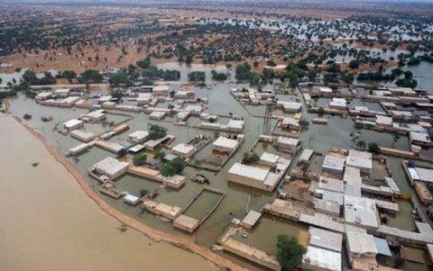 شهادت محیطبان هرمزگانی/۳۴ درصد اراضی خوزستان همچنان زیر آب