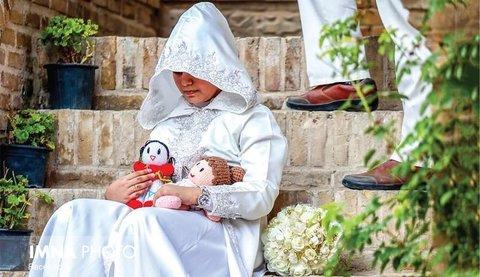 ازدواج ۷ هزار کودک ایرانی و لایحهای که همچنان خاک میخورد