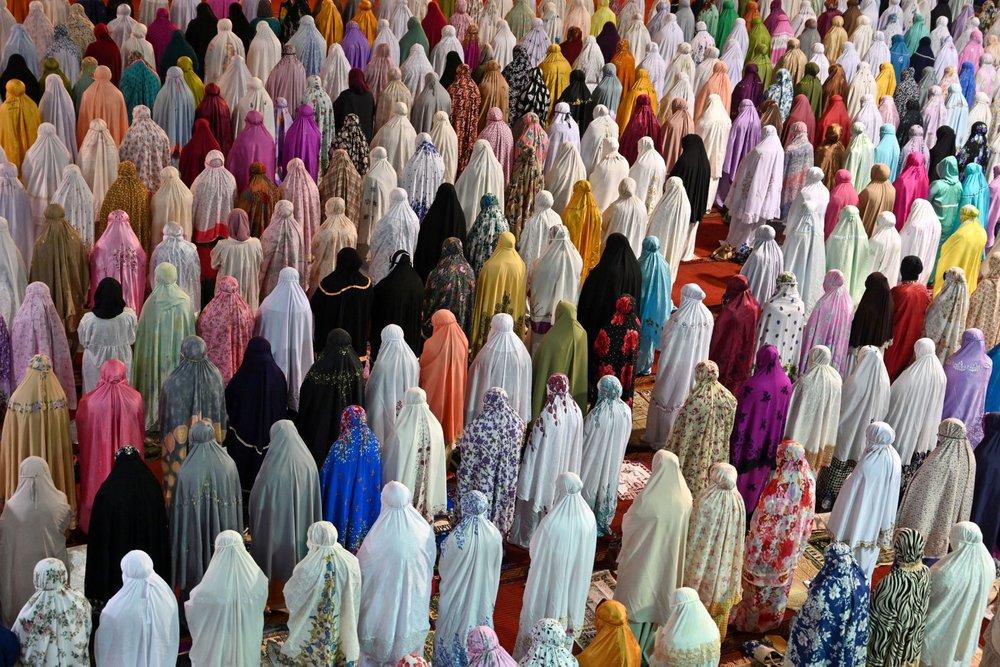 Welcome, Ramadan
