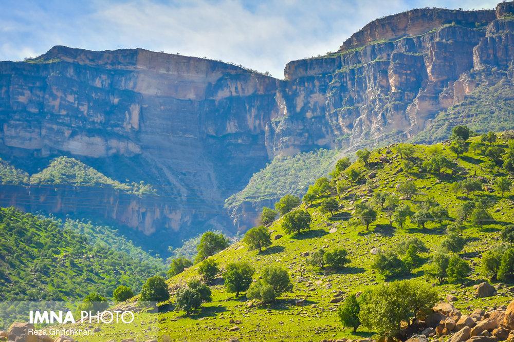 سطح مناطق حفاظت شده کردستان به ۹.۵ درصد افزایش می یابد