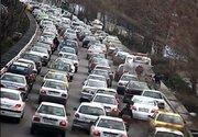 آخرین وضعیت ترافیکی خیابان های شهراصفهان