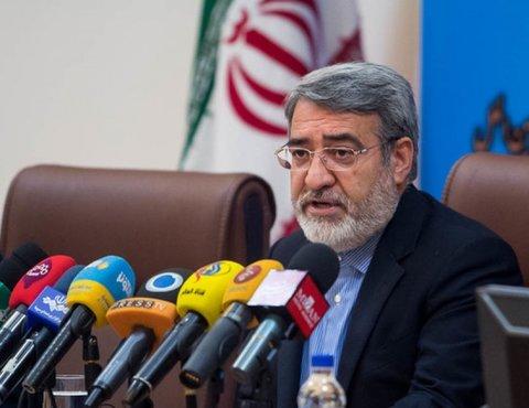جوابیه وزارت کشور به ادعای یک نماینده مجلس در خصوص اتفاقات آبان ۹۸