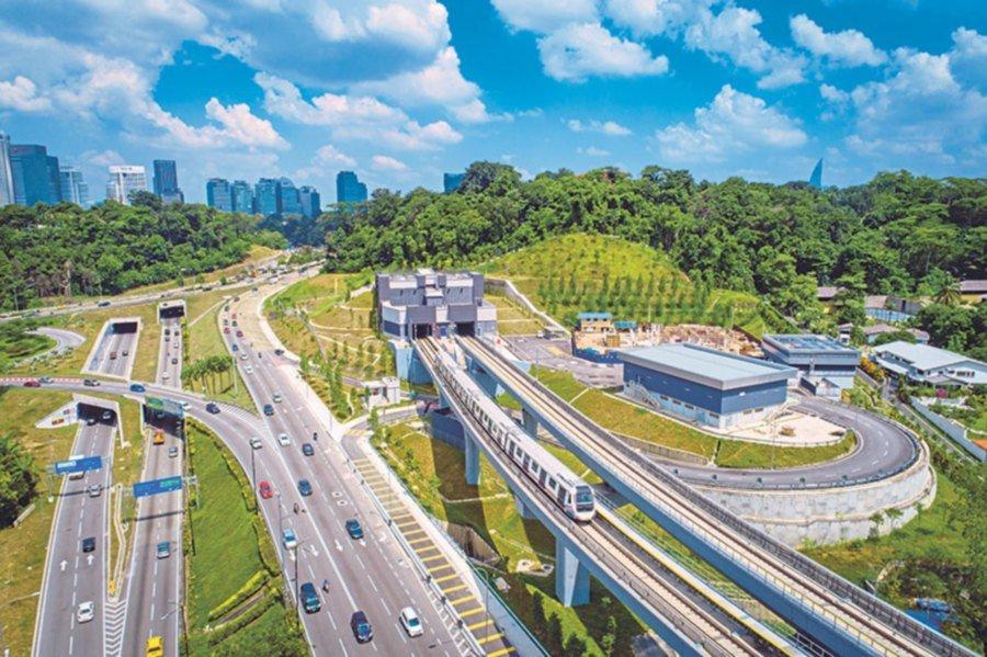 ارتقای سیستمهای حمل و نقل عمومی در مالزی