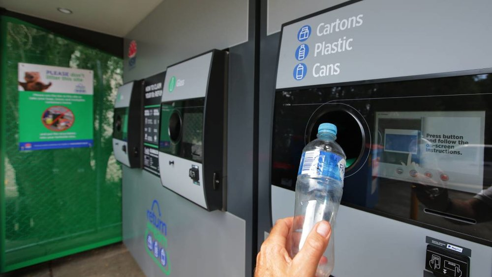 Isfahan benefits from Reverse Vending Machines