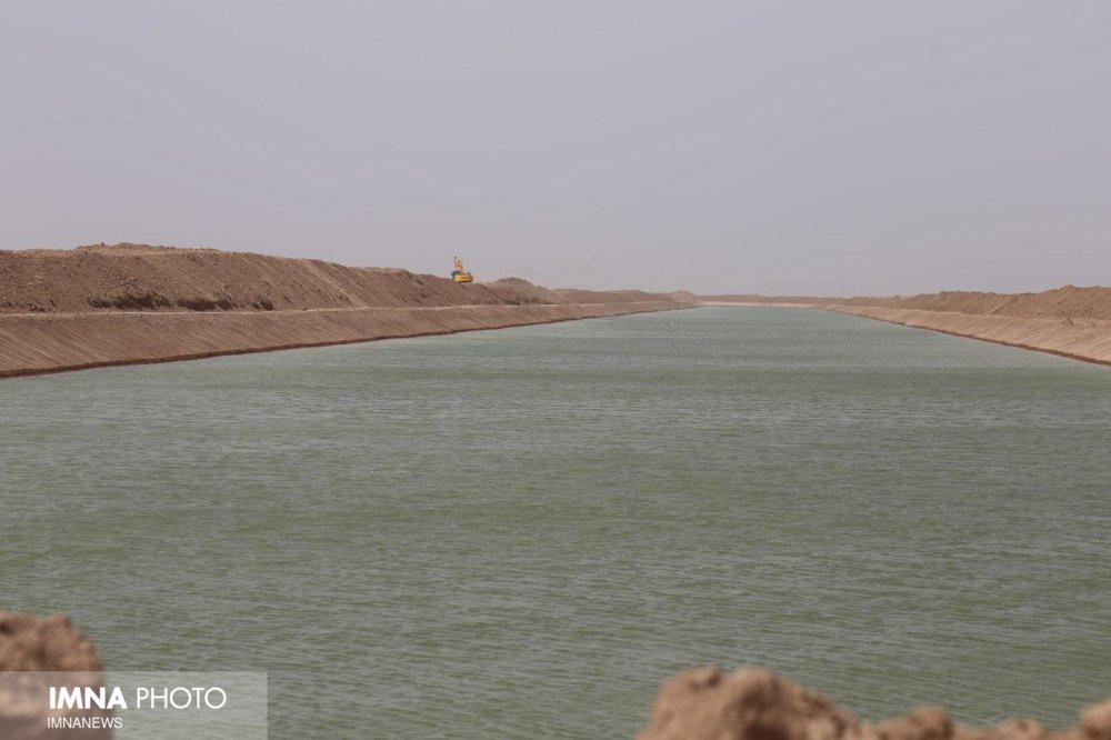 اختصاص دومین سهمیه آب کشاورزی به برخوار