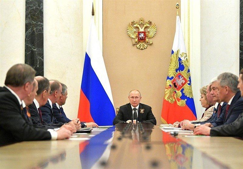 نشست شورای امنیت روسیه در مورد برجام