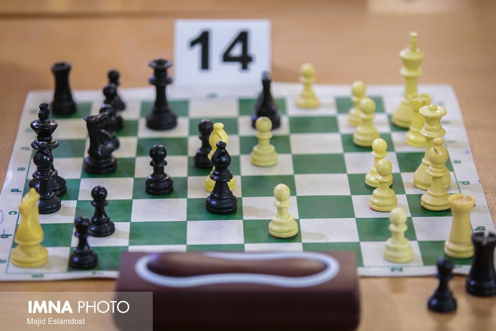 بررسی آییننامه مالی- معاملاتی فدراسیون شطرنج در جلسه هیات رئیسه