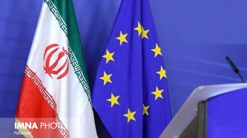 مطهرنیا: تروئیکای اتحادیه اروپا در حال پیوند با آمریکا است