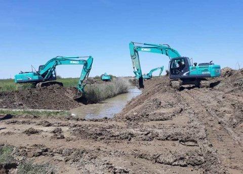 پروژه ساماندهی ۳۵۰ کیلومتر از رودخانه های اصفهان در حال اجراست