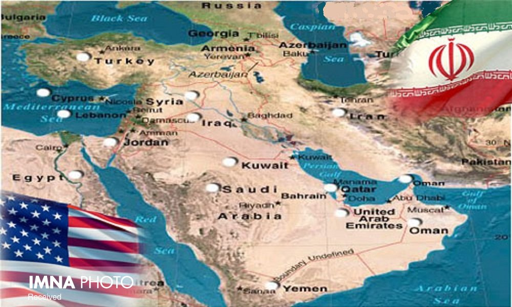 آمریکا به دنبال درآمدزایی از طریق تنش نظامی با ایران است