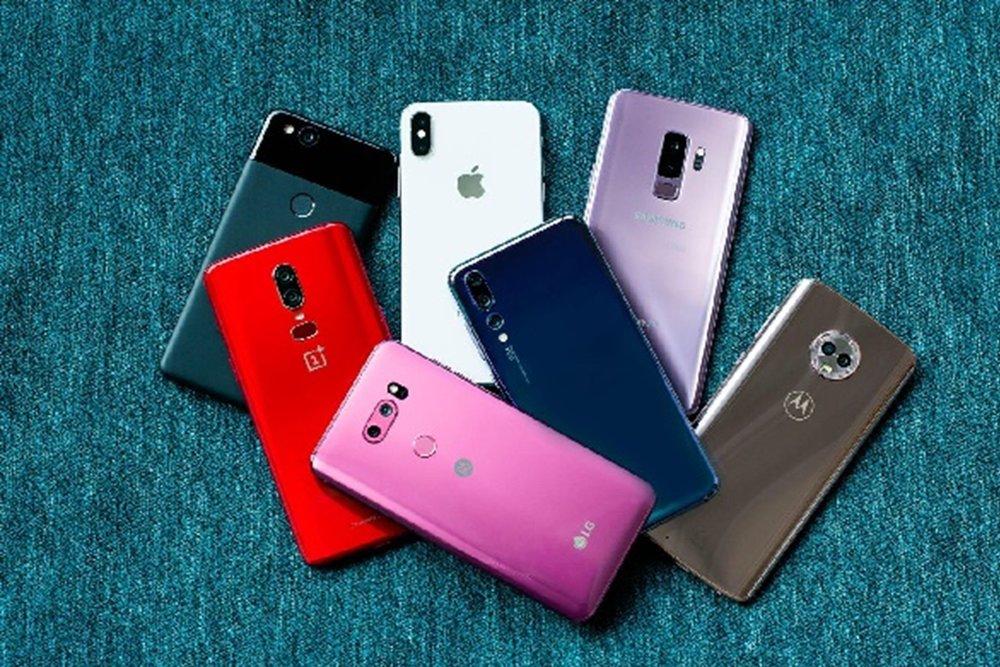 پر فروش ترین گوشی های سال ۲۰۱۸ کدام اند؟