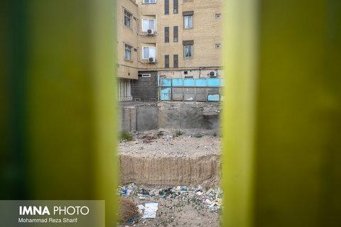 شناسایی و ساماندهی ۳۰۰ فضای بیدفاع شهری در اصفهان