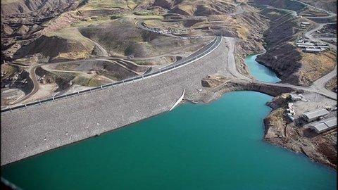 ۸۶ سد بزرگ کشور بیش از ۹۰ درصد پر شده است