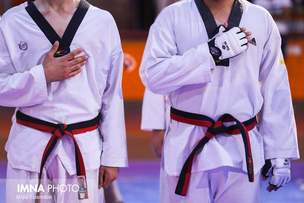 تاریخ مسابقات تکواندو کسب سهمیه المپیک در قاره آسیا مشخص شد