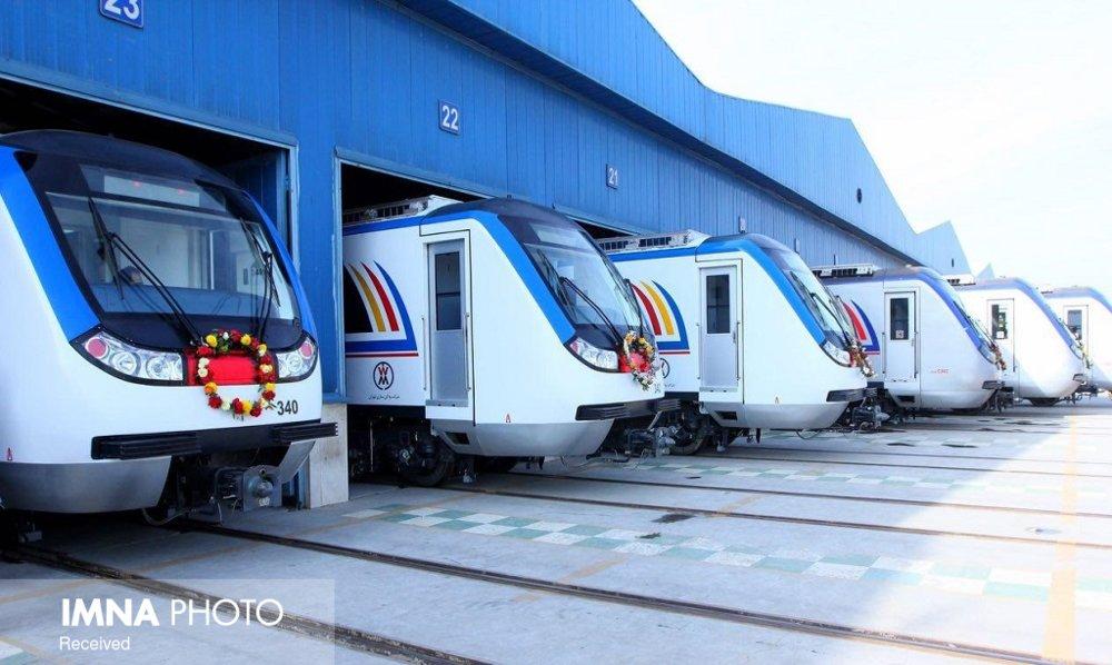 تامین ۶۰ واگن باقیمانده ناوگان خط یک قطارشهری