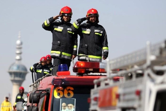 تاسیس ۴۹۶ پایگاه آتش نشانی روستایی در دولت تدبیر و امید